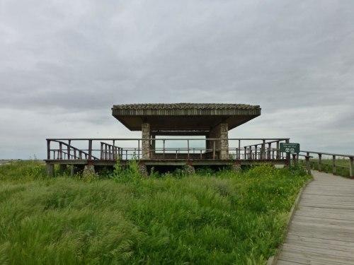 Observatorio Isla del Pan en las Tablas de Daimiel