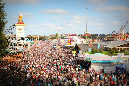 Oktoberfest, la más famosa de las fiestas de Múnich