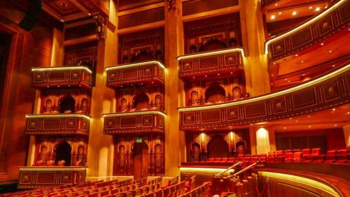 Sala de Conciertos de la Ópera Real de Mascate