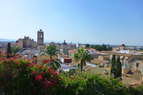 Orihuela, capital de la Vega Baja del Segura