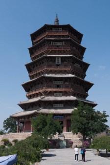 Pagoda de Yingxian, sitios de interés cerca de Datong