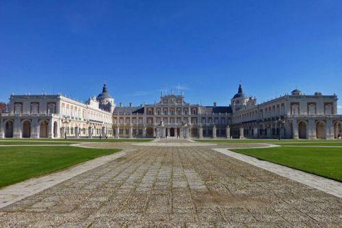 Palacio Real de Aranjuez, una joya del estilo herreriano