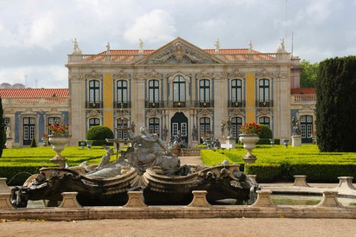 Palacio Real de Queluz