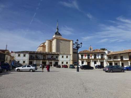 Plaza Mayor de Colmenar de Oreja