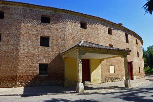 Entrada a la Plaza de Toros de Aranjuez