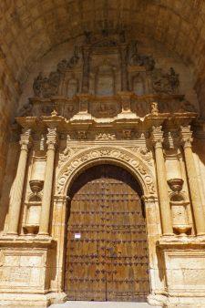 Portada de la Iglesia de Santa María