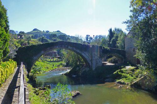 Puente Romano, un símbolo de Liérganes