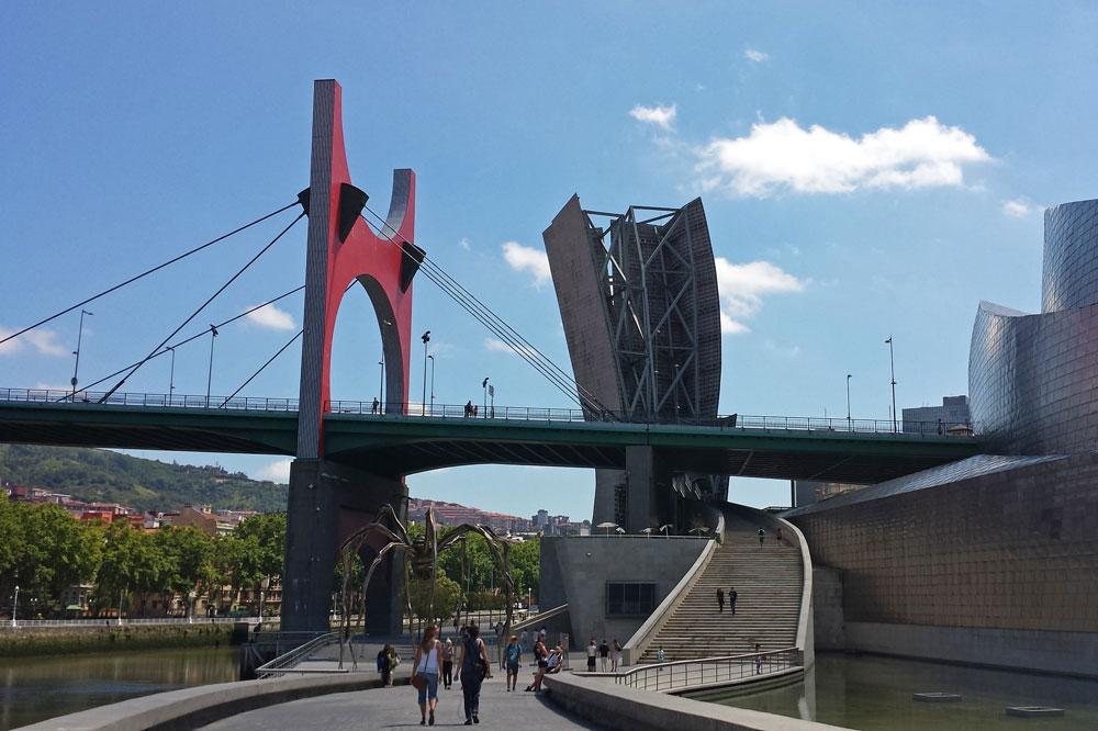 Tarjetas turísticas de Bilbao