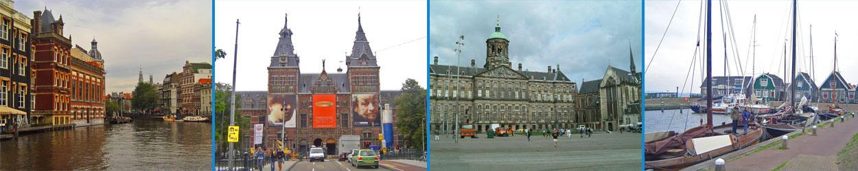 Guía de turismo con todo lo que hay que ver, hacer y visitar en Ámsterdam