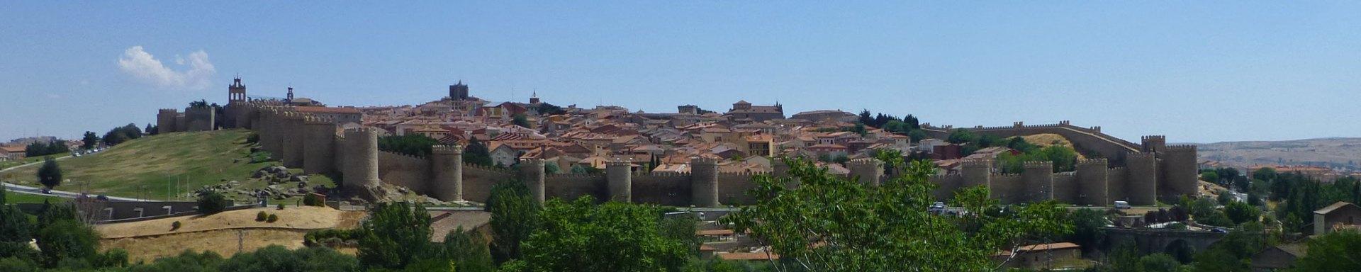 Guía turística con toda la información necesaria para visitar Ávila
