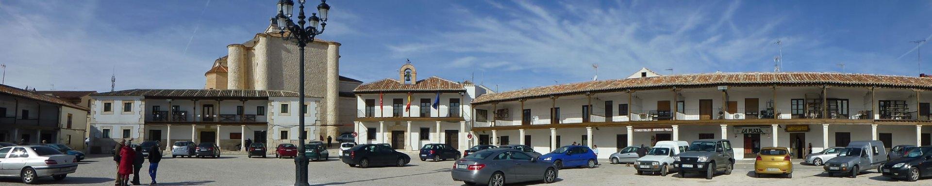 Guía turística con toda la información necesaria para visitar Colmenar de Oreja