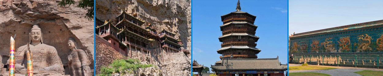 Guía turística para viajar a Datong y las excursiones desde la ciudad