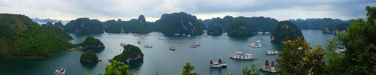 Guía de turismo completa y actualizada con todo lo que hay que ver, hacer y visitar en la Bahía de Halong, Vietnam