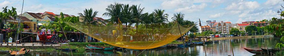 Guía con foto y vídeo de Hoi, una de las ciudades más bonitas de Vietnam