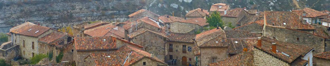Guía de turismo con todo lo que hay que ver y hacer en Orbaneja del Castillo, Burgos