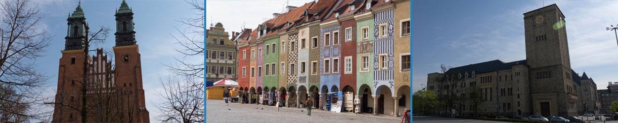 Guía de turismo con toda la información necesaria para viajar a Poznan