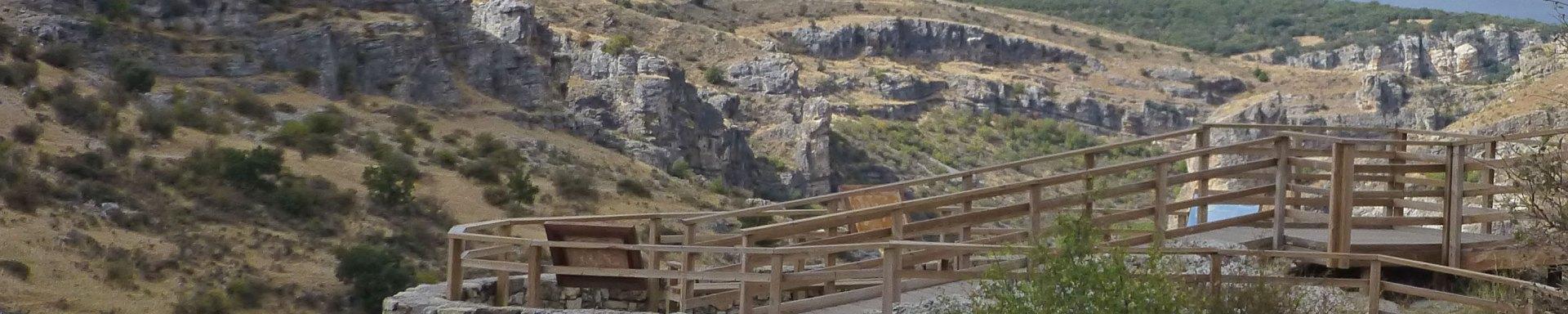 Guía turística con toda la información para visitar el Parque Natural del Barranco del Río Dulce