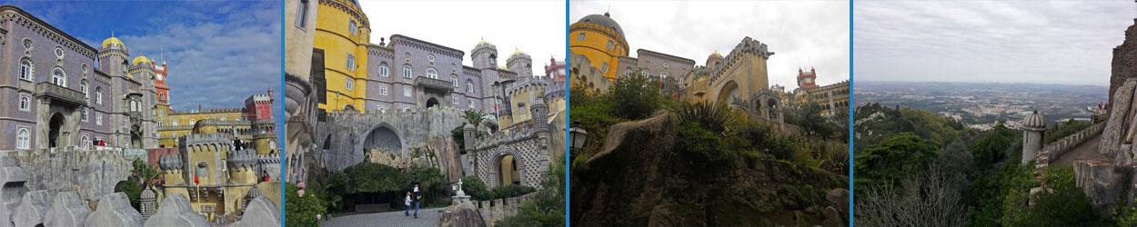 Guía de turismo completa y actualizada con toda la información necesaria para que puedas organizar tu visita a Sintra, en Portugal
