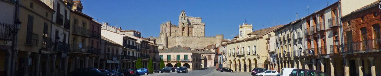 Guía de turismo con información y fotos para visitar Turégano, uno de los pueblos con más encanto de la provincia de Segovia