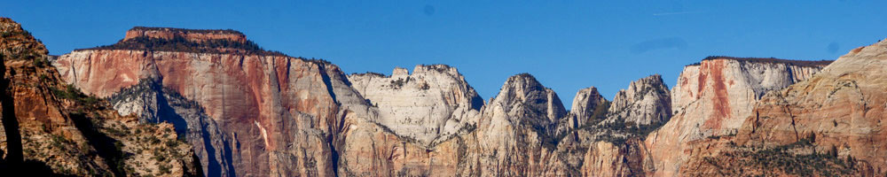 Qué ver en el Parque Nacional Zion o Zion National Park