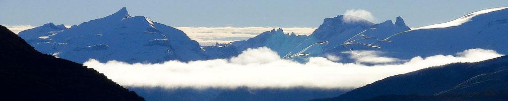 Guía turística con fotos y toda la información necesaria para visitar el Parque Nacional Los Glaciares de Argentina