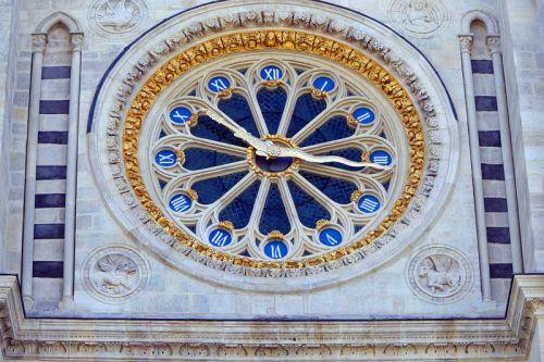 Rosetón de la Basílica de Saint Denis