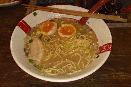 Shio-ramen, uno de los platos más contundentes de la gastronomía de Hakodate