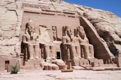 Templo Mayor de Abu Simbel o Templo de Ramsés II. Foto de Son of Groucho. Qué ver en Asúan, qué visitar en Asúan, guía turística de Asúan, sitios de interés de Asúan.