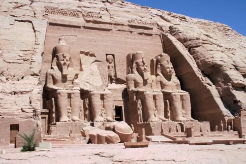 Templo Mayor de Abu Simbel o Templo de Ramsés II