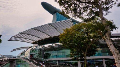 The Shoppes en Marina Bay Sands