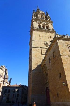 Torre de las Campanas de la Catedral de Salamanca