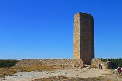 Torre del Campo o de Armas, la mejor torre albarrana de Cuenca