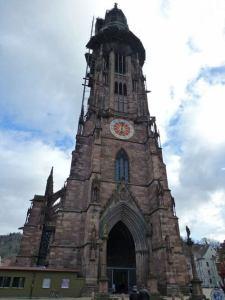 Torre de la Catedral de Friburgo