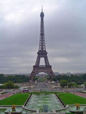 Torre Eiffel de día