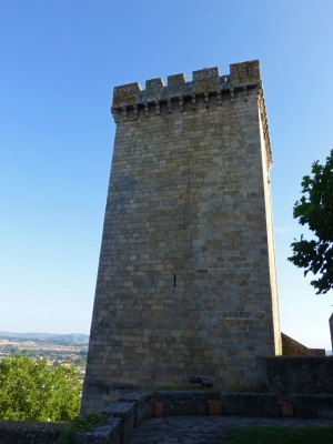 Torre del Homenaje de Monforte de Lemos