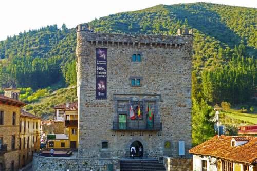 Torre de Infantado, el monumento más representativo de Potes