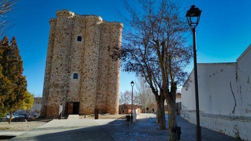 Entrada al Castillo de Villarejo de Salvanés