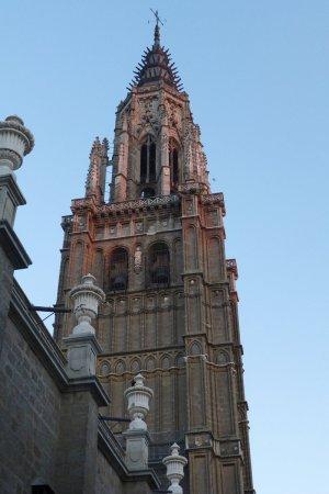 Torre de la Campana de la Catedral Primada de Toledo