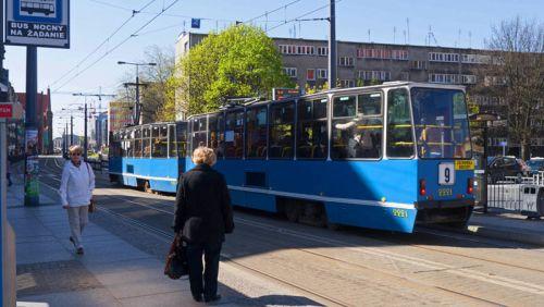 Tranvía de Breslavia, la mejor forma de moverse por la ciudad
