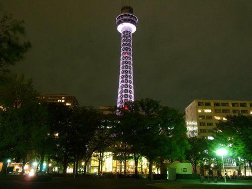 Yokohama Marine Tower, el faro de navegación más alto del mundo