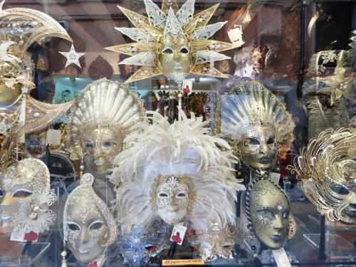 Máscaras del Carnaval de Venecia, fiestas de Venecia