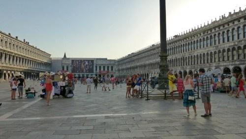 Museo Correr, Museo Arqueológico y Biblioteca Marciana, museos de Venecia