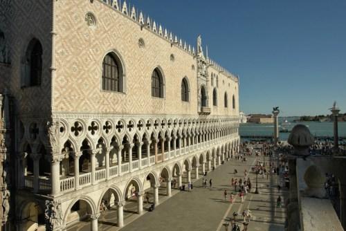 Palacio Ducal visto desde la Basílica de San Marcos