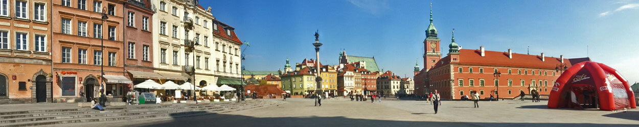 Guía turística con todo lo que hay que ver y hacer en Varsovia