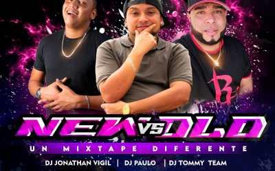 NEW VS OLD DJ PAULO X DJ TOMMY TEAM X DJ JONATHAN VIGIL
