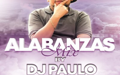 ALABANZAS MIX  DJ PAULO