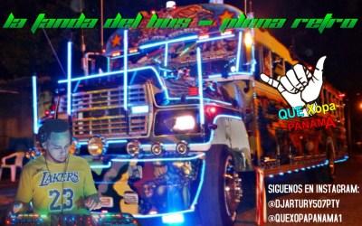 PLENA DEL BUS PLENA RETRO  DJ ARTURY 507