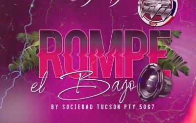 ROMPE EL BAJO MIXTAPE  DJ ALYS