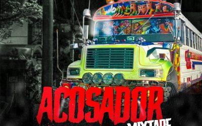 ACOSADOR MIXTAPE  DJ GOLD MUSIC