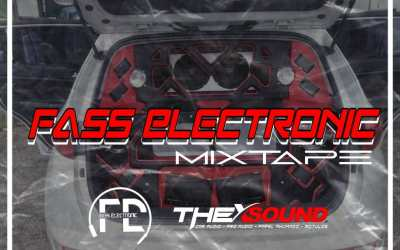 FASS ELECTRONIC MIXTAPE  DJ JASSER